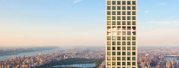 432 Park Avenue is one of Nyc.