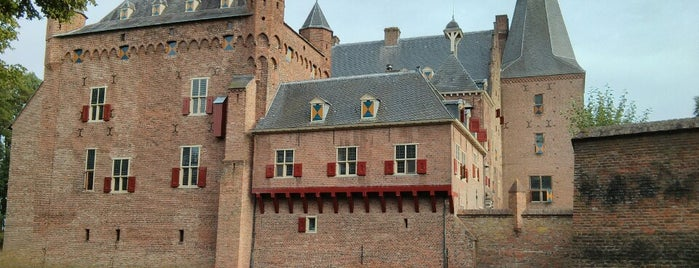 Kasteel Doorwerth is one of Bart's Liked Places.