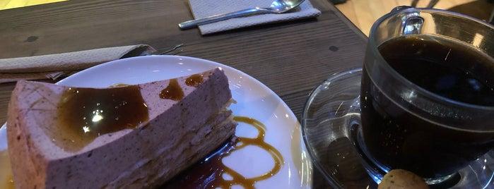 Hb Bronze Coffeebar is one of La Paz.