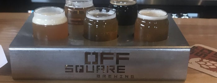 Off Square Brewing is one of Indiana Breweries.