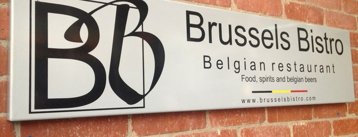 Brussels Bistro is one of Usa.