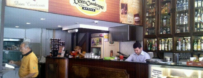 Dom Cavalcanti Boteco is one of Orte, die Igor gefallen.