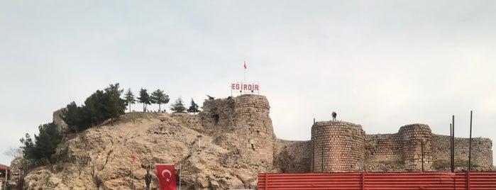 Eğirdir Sahili is one of สถานที่ที่บันทึกไว้ของ Yasemin Arzu.