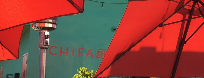 Chifa is one of PLACES TO GO- LA.
