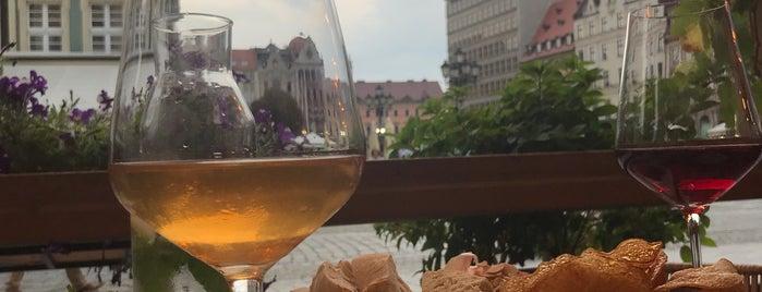 Taszka Wine & Petiscos is one of Wroclaw.