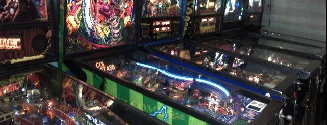 Pinballz Arcade is one of Austin.