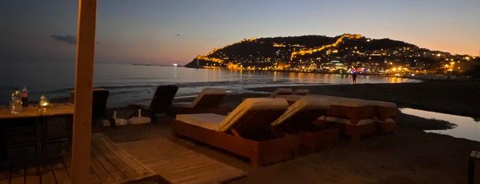 En Vie Beach Boutique Hotel & Restaurant is one of Akdeniz.