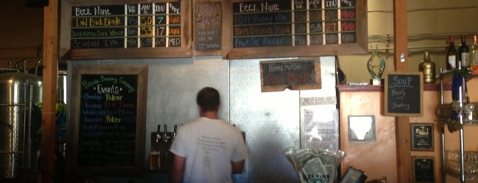 Palisade Brewing Company is one of Colorado.