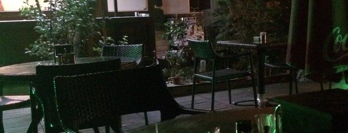 Keyif Sakli Bahce Cafe is one of Bahçeli yerler 2.