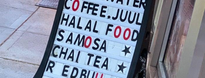 Punjabi Deli is one of Tempat yang Disimpan In NYC.