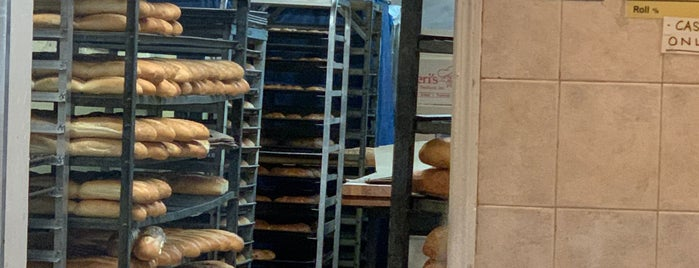Parisi Bakery is one of Baker's Dozen - New York Venues.