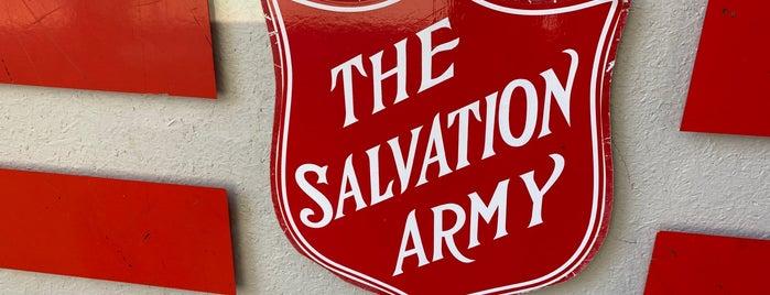 Salvation Army is one of Locais salvos de Leo.