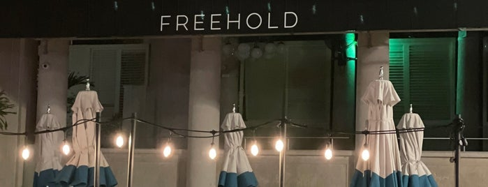 Freehold In The Park is one of Do: NYC ☑️🆕.