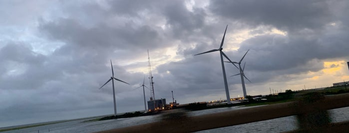 Jersey-Atlantic Wind Farm is one of Wishlist.