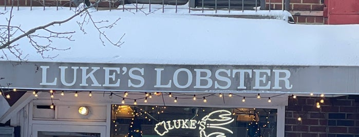 Luke's Lobster Union Square is one of New York - Manhattan.