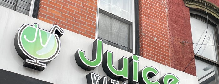 Juice Vitality is one of East Village.