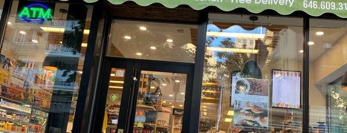 Heavenly Market & Café is one of David 님이 좋아한 장소.