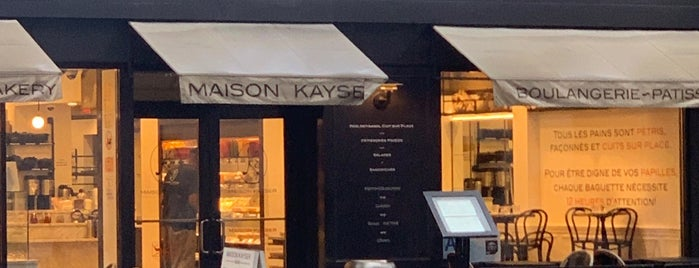 Maison Kayser is one of Tea room.