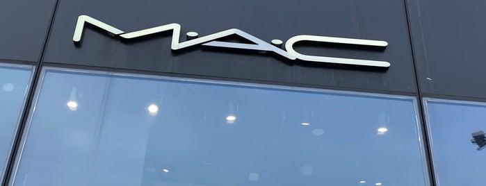 MAC Cosmetics is one of my list.