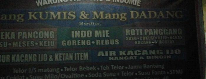 Warung Pancong Mang Kumis & Mang Dadang is one of Jakarta.