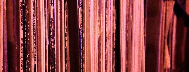 Vinyl is one of Bars/Hangouts.