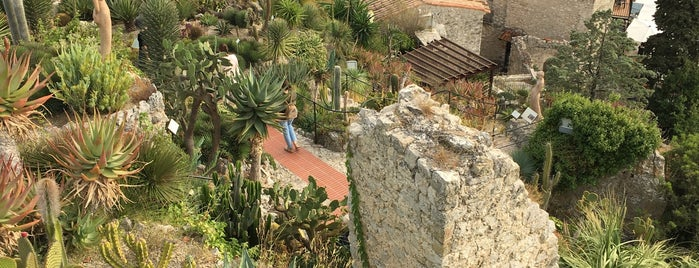 Jardin Exotique is one of South of France.