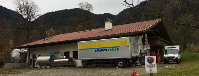 Schaukäserei Ettal is one of Garmisch.