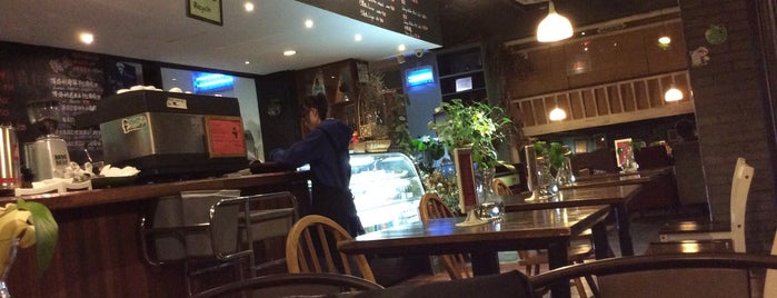 Mingtown Cafe is one of Lugares favoritos de Rodrigo.