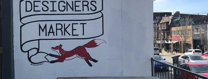 Toronto Designers Market is one of Canada.