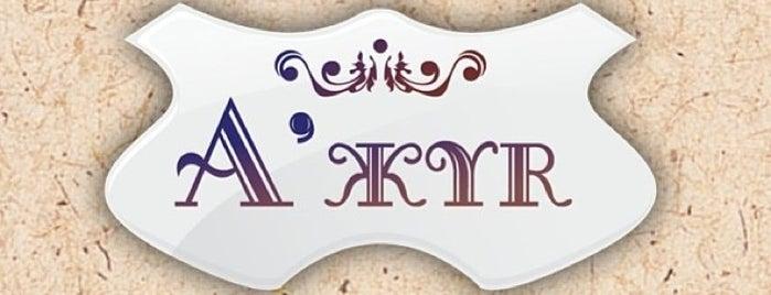 Гранд-кафе «Ажур» is one of Tempat yang Disimpan Ksusha 🔯.
