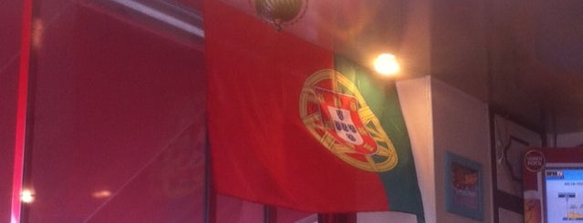 Costa de Portugal is one of สถานที่ที่ Strahinja ถูกใจ.