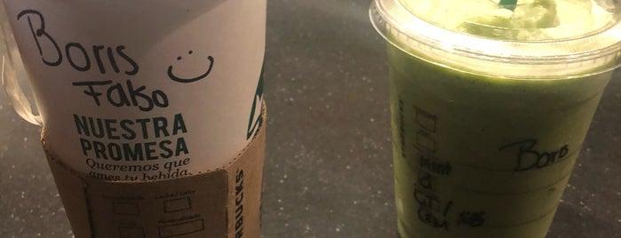 Starbucks is one of Orte, die Tarzan gefallen.