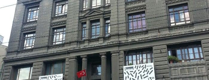 Galata Özel Rum İlköğretim Okulu is one of Lugares favoritos de Dsignoria.