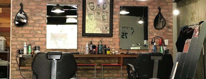 The Barber's Spa México (Arboledas) is one of Favoritos.