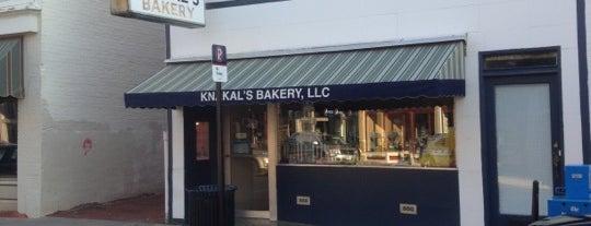 Knakal's Bakery is one of Posti salvati di Rachel.