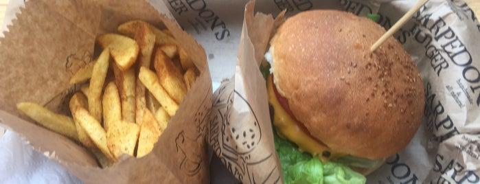 Sarpedon's Burger is one of Kaş.