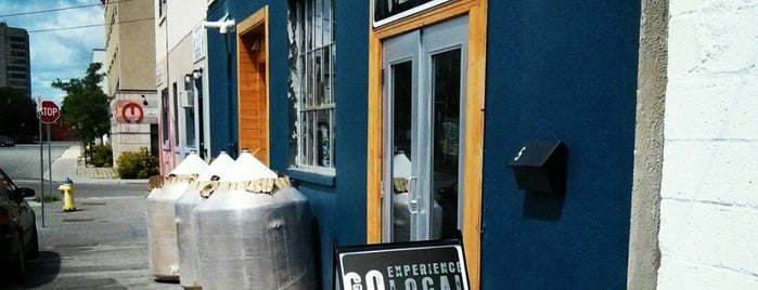 Beyond the Pale Brewing Company is one of Ottawa Points of Interest.