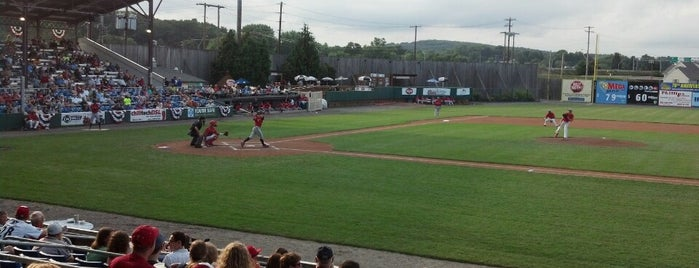 BB&T Ballpark at Historic Bowman Field is one of Minor League Ballparks.