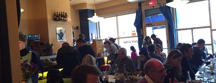 Café Gitane is one of Good in the Hood.