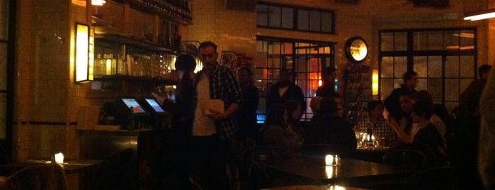 Schiller's Liquor Bar is one of NYC Foodie.