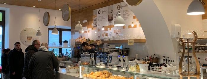 Adoro Café is one of Trieste.