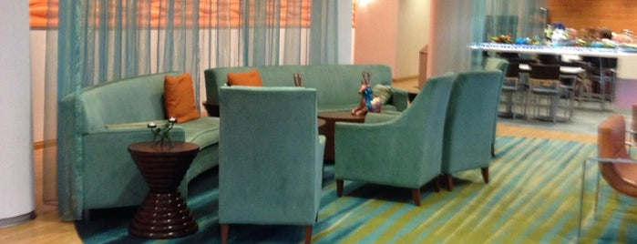 SpringHill Suites Hershey Harrisburg is one of Lugares favoritos de Chris.