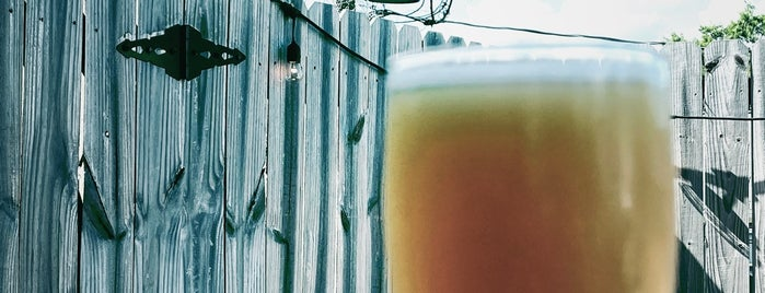 Resident Culture Brewing Co. is one of My Brewery List.