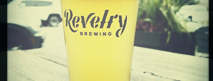 Revelry Brewing is one of Beer time.