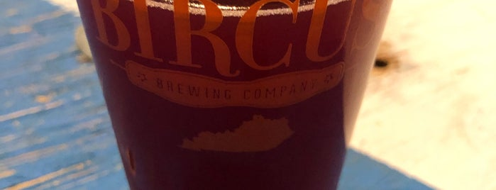 BIRCUS Brewing Co. is one of Cincinnati Bars.