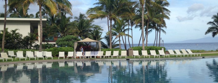Andaz Maui At Wailea Resort - a concept by Hyatt is one of สถานที่ที่ Kaitlyn ถูกใจ.