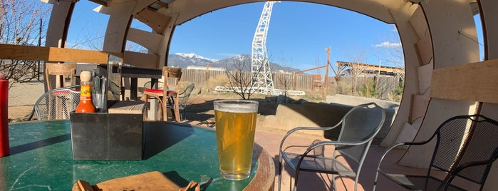 Taos Mesa Brewing Mothership is one of NM: Taos.