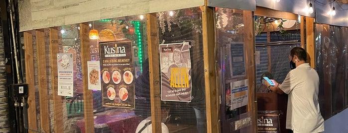 Kusina Pinoy Bistro is one of Queens restaurants.