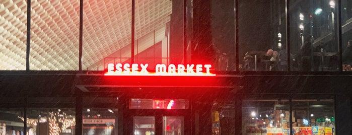 Essex Market is one of Manhattan.