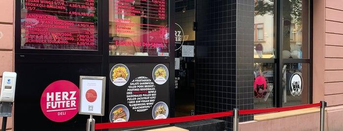 Fletchers Better Burger is one of Best of Frankfurt am Main.
